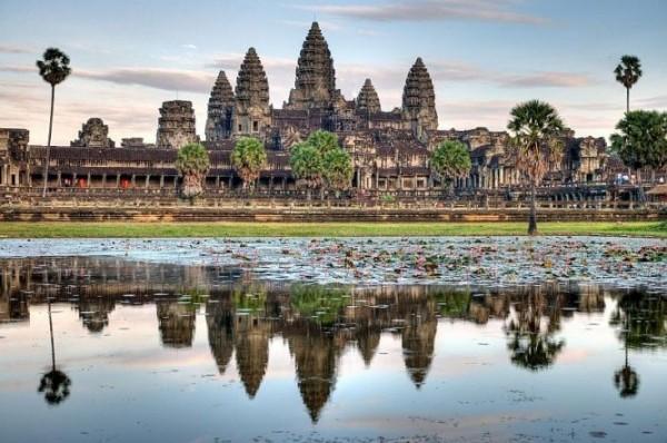 1f09be03389031d943eb442dacac76af - Храмы Ангкор и Преахвихеа - объекты Всемирного наследия ЮНЕСКО в Камбодже