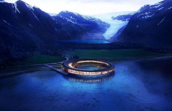 da1e8ad4355e62c60922e1ce679ae2f4 - Арктический эко-отель Svart в Норвегии