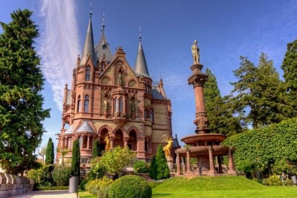 2246154df4acd2979894b2d1f070611c - Таинственный замок Драхенбург, Кенигсвинтер, Германия