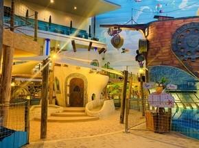 314a57d6868f8a0cd64828429f8bea67 - В Дохе прошла церемония запуска открытой части первого в мире парка развлечений Angry Birds