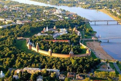 Novgorodskiy kreml s vysoty - Novgorodskiy-kreml-s-vysoty