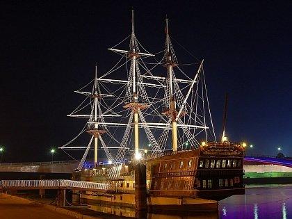 Restoran  Fregat Flagman  - Великий Новгород