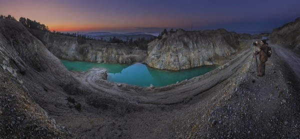 501e7168bee6aea30dc9bdd5e66f8e53 - Озеро, популярное среди туристов ради красивого кадра, потенциально опасно для человека