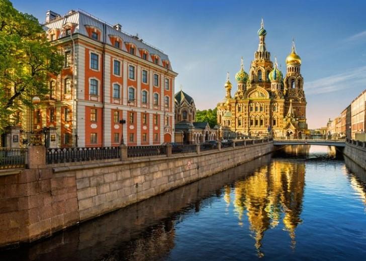 SPb - Путешествие по Санкт-Петербургу