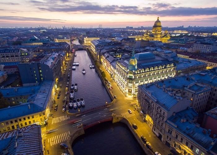 sanpietroburgo 3 - Российский турпоток в Сербию вырос в начале нынешнего года на 28%