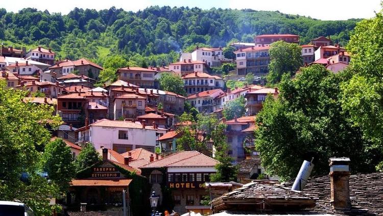 Metsovo - Где и как увидеть ту самую Грецию, о которой рассказывали на уроках истории