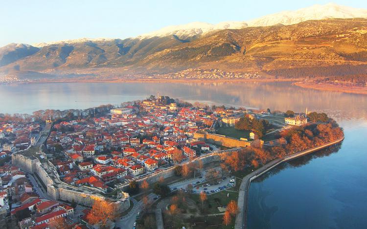 Stolitsa Epira - Где и как увидеть ту самую Грецию, о которой рассказывали на уроках истории