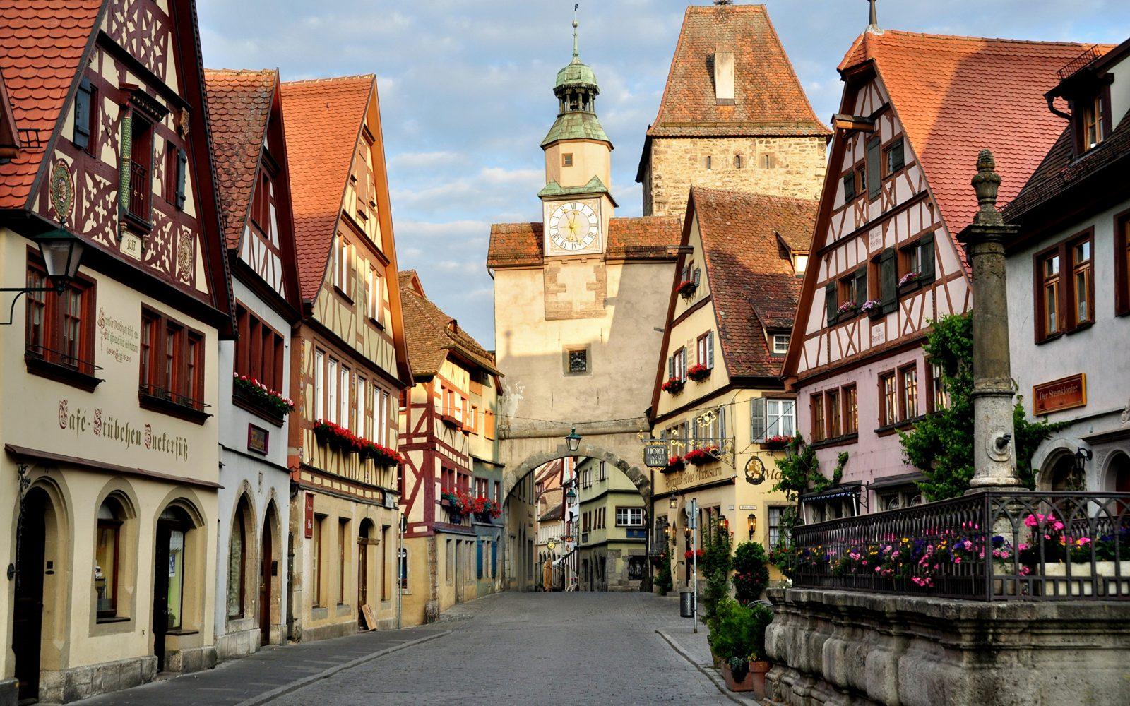 Germany Houses 446443 2880x1800 - Поехать в Германию самостоятельно