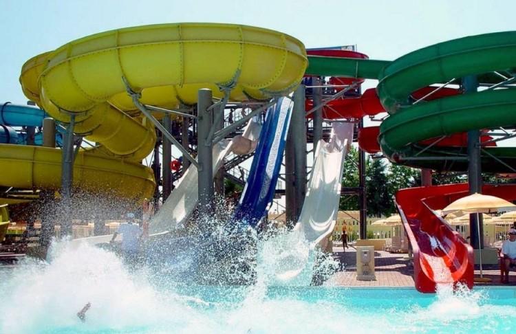 5 Akvapark Amfibius  - Адлер: достопримечательности и развлечения