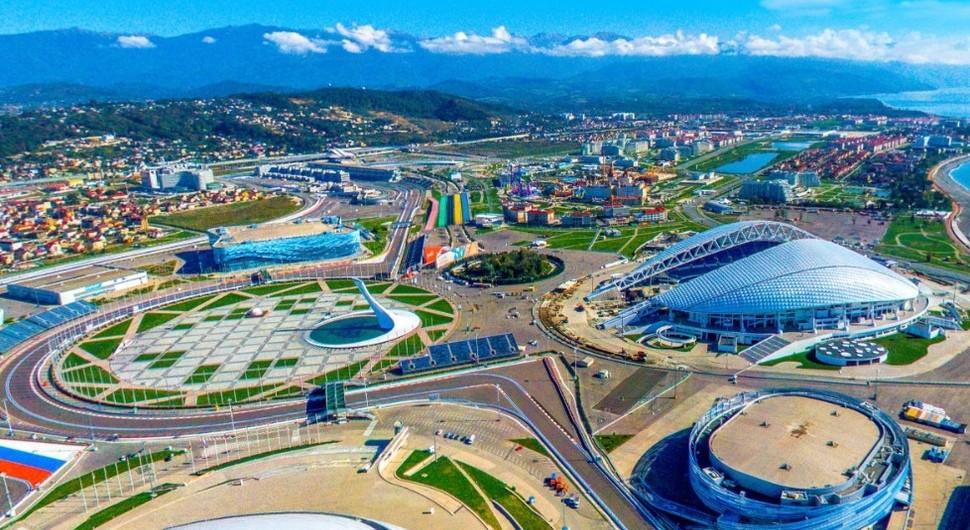 Olimpijskij park - Олимпийский парк