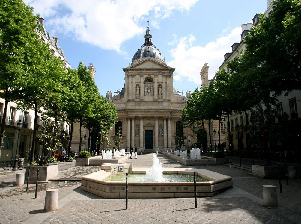 519960d1ccb0185c4588 - Сорбонна. Прародительница европейских университетов