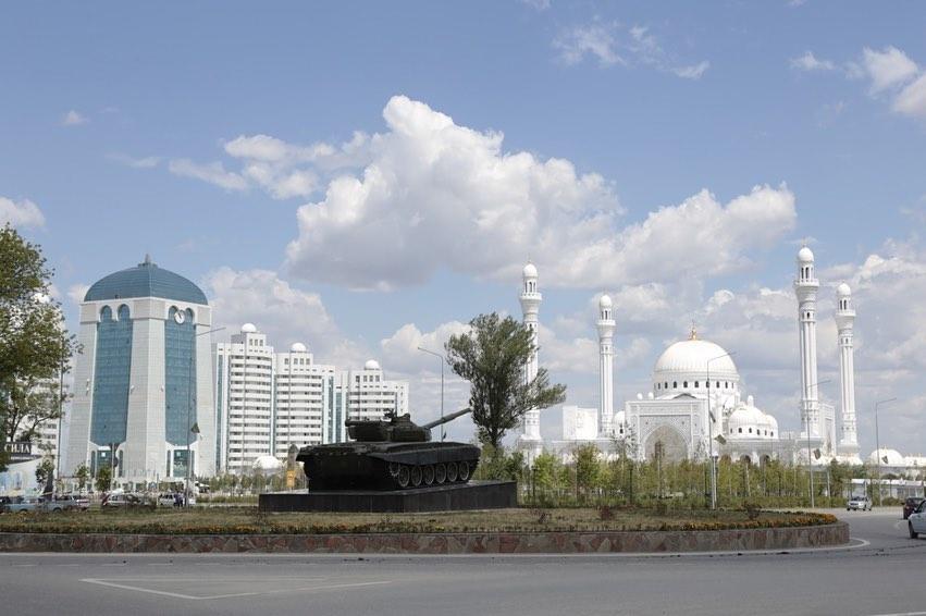 Otdyh v CHechne - Отдых в Чечне