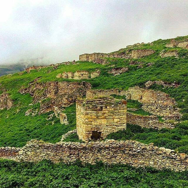 drevnij gorod CHechnya - древний город Чечня