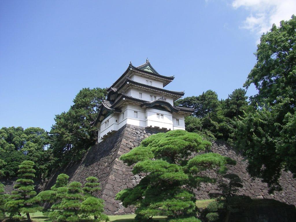 imperatorskij dvorecz 3 1024x768 1 - Путешествие в Токио