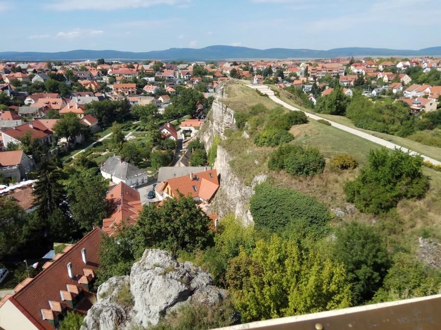 1321241 900 - Венгрия: крепость Шюмег