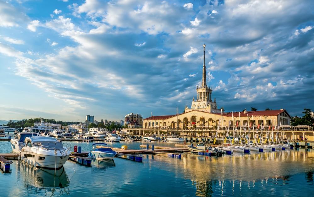 Depositphotos 76078635 s 2019 - Где отдохнуть весной 2020 в России на море