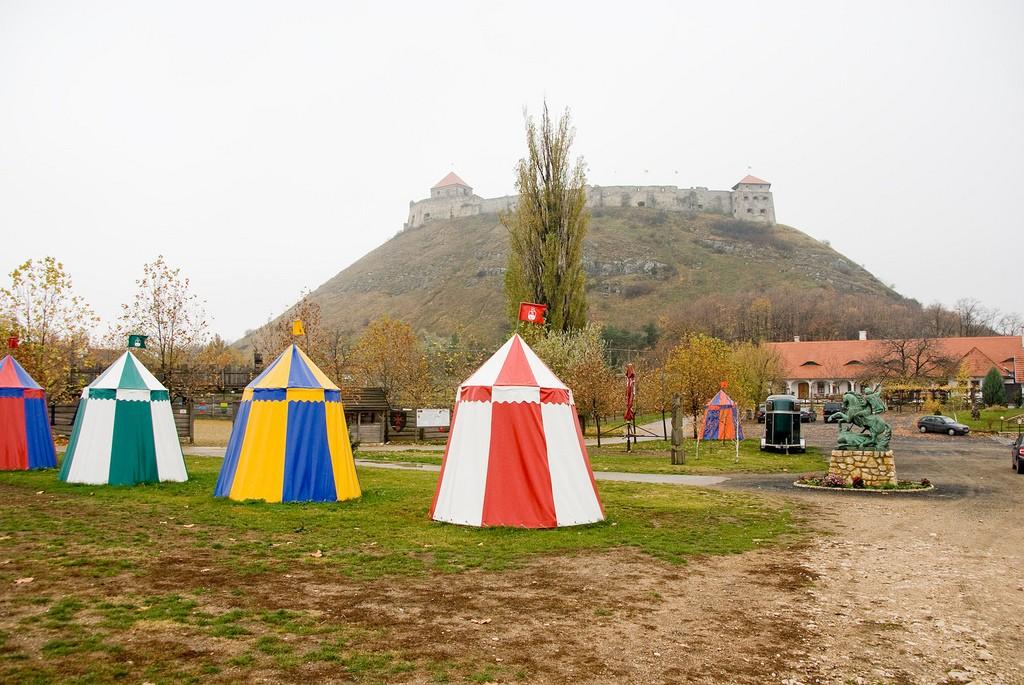 Vengrija Balaton Zamok Shjumeg flickr.com topsafari 2 - Венгрия: крепость Шюмег