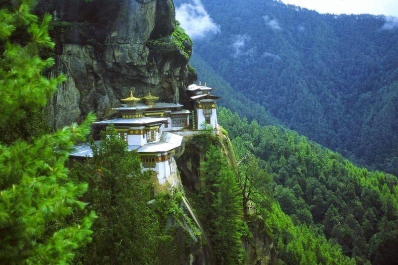 Korolevstvo Butan - Korolevstvo-Butan