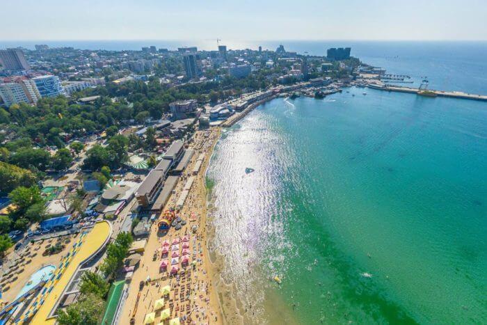 anapa 700x467 1 - 18 лучших курортов Краснодарского края