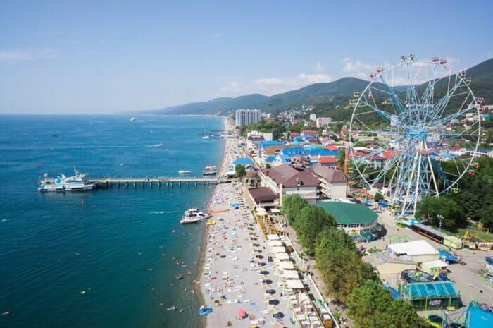 lazarevskoe 700x465 1 - 18 лучших курортов Краснодарского края