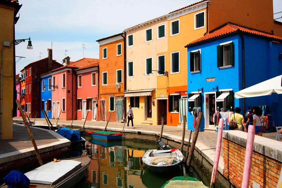 Burano Island - Что посмотреть в Венеции за 4 дня — 30 самых интересных