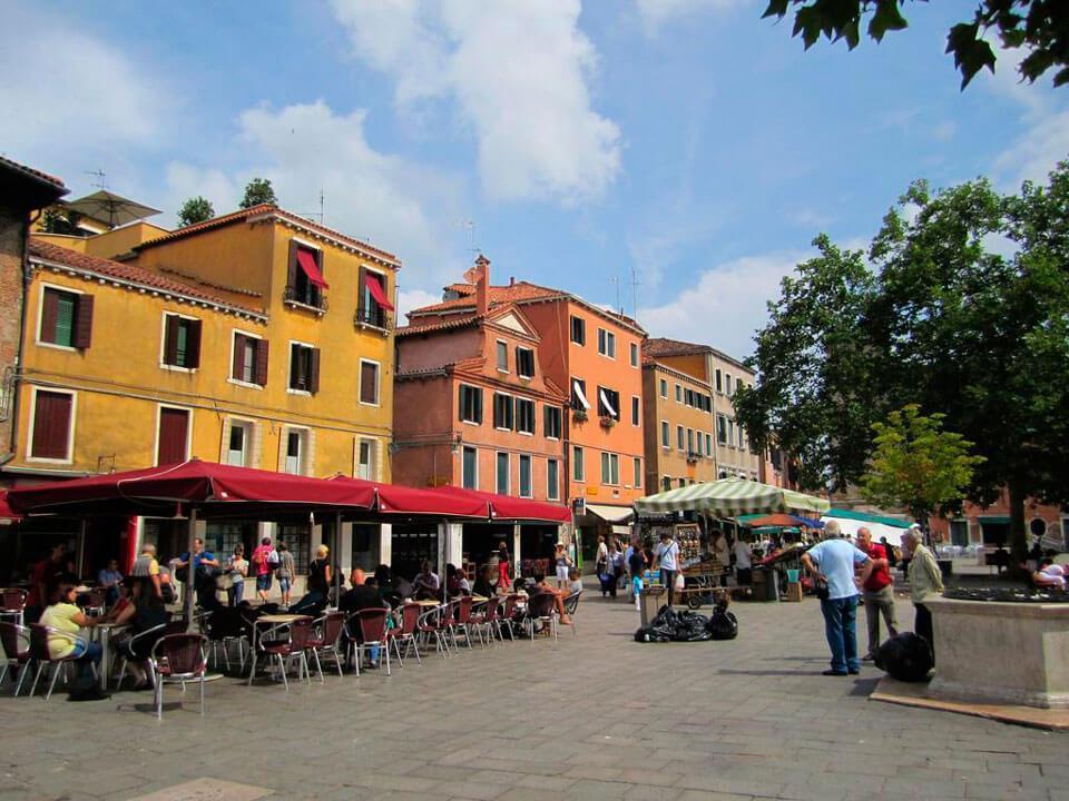 Campo Santa Margherita - Что посмотреть в Венеции за 4 дня — 30 самых интересных