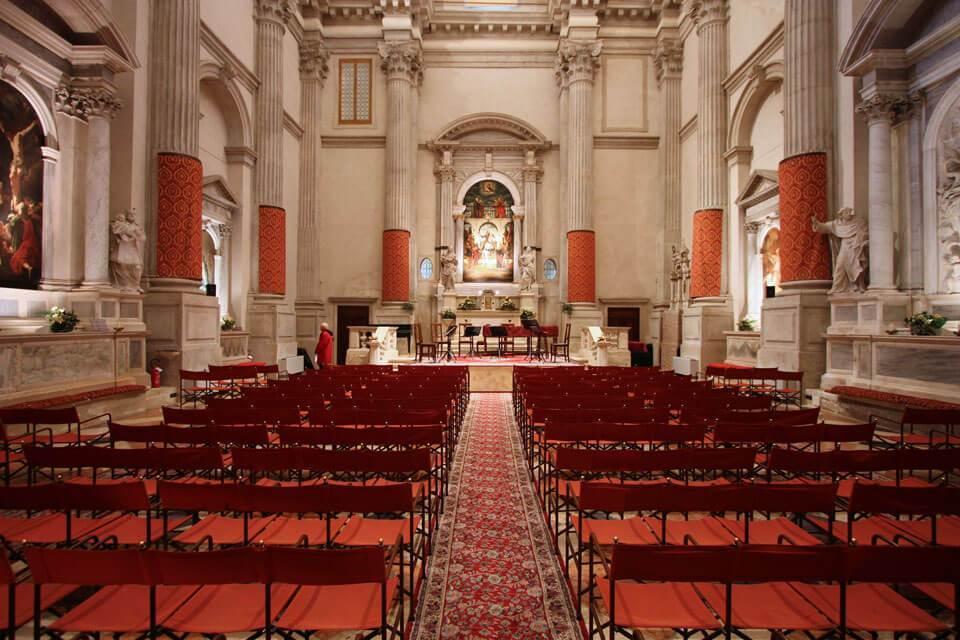 Concert Hall of San Vidal - Что посмотреть в Венеции за 4 дня — 30 самых интересных