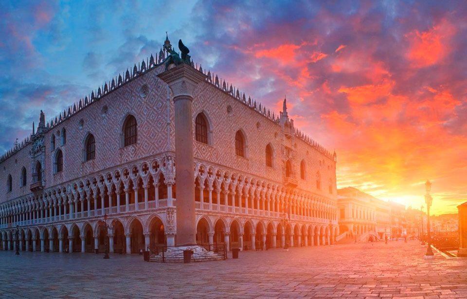 Doges Palace - Что посмотреть в Венеции за 4 дня — 30 самых интересных