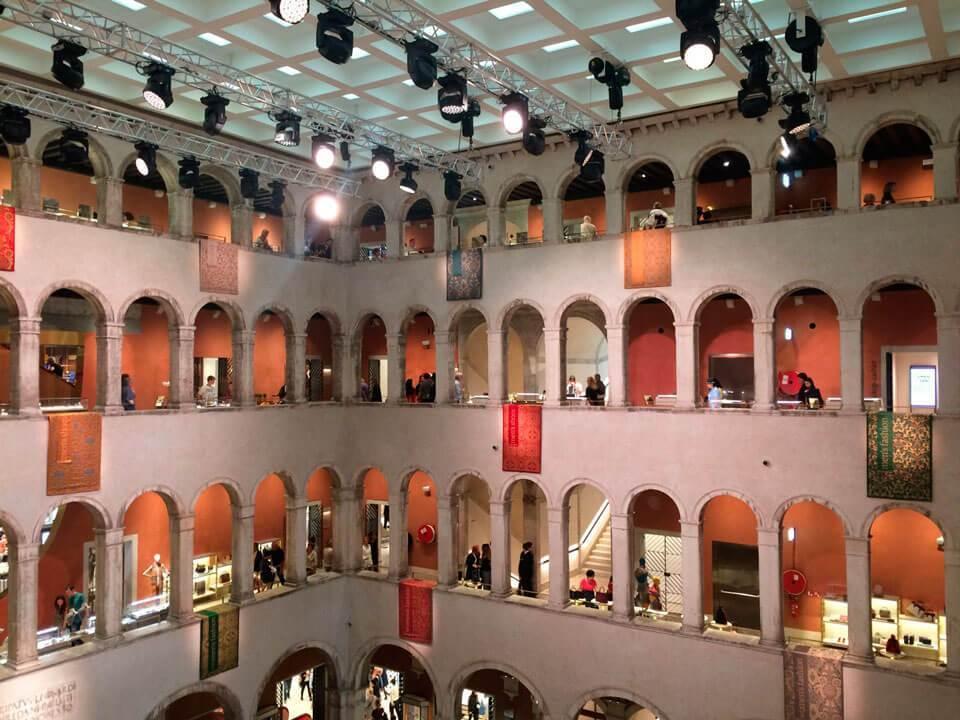 Fondaco dei Tedeschi Palace - Что посмотреть в Венеции за 4 дня — 30 самых интересных