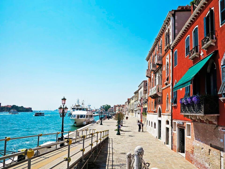 Fondamenta delle Zattere - Что посмотреть в Венеции за 4 дня — 30 самых интересных