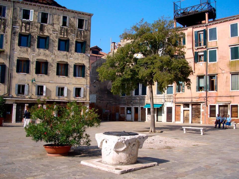 Ghetto di Venezia - Что посмотреть в Венеции за 4 дня — 30 самых интересных