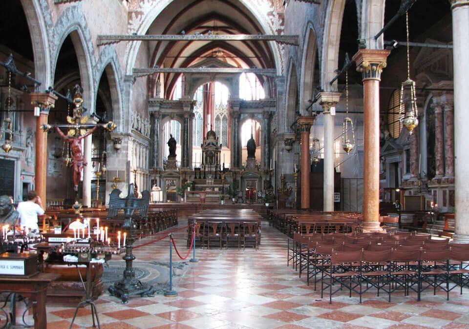 Santo Stefano - Что посмотреть в Венеции за 4 дня — 30 самых интересных