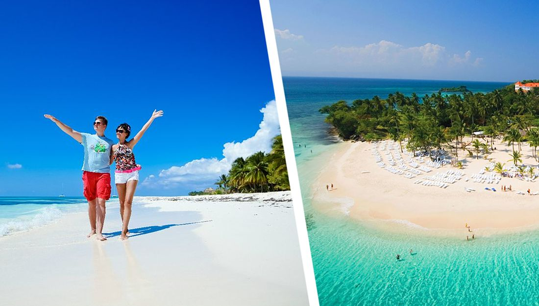 dominikana turistyi - Доминикана ждёт туристов с 5 июля