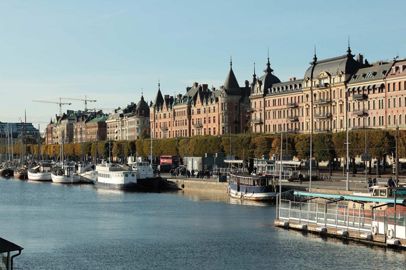 faq sweden  bridge view.aydviiuzwxad - Швеция: что нужно знать перед поездкой
