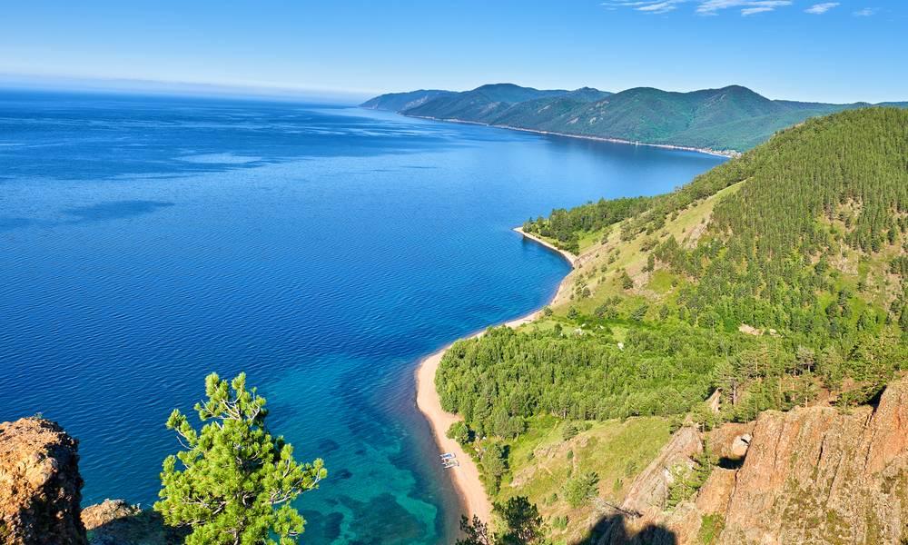 ozero bajkal 1 1 - Озеро Байкал