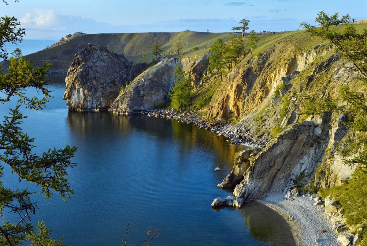 ozero bajkal 4 - Озеро Байкал