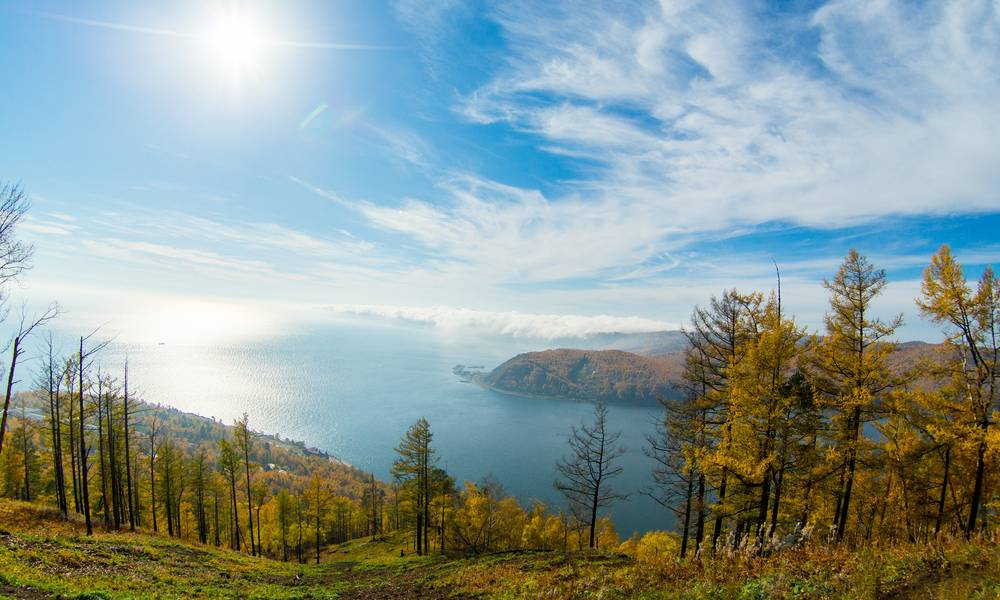 ozero bajkal 5 1 - Озеро Байкал