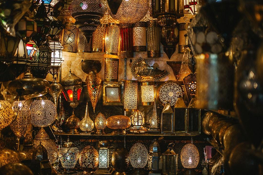 m 5 - Путешествуй не выходя из дома: Марокко