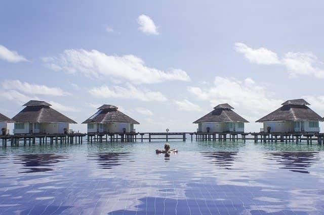 bungalo maldivy - Отдых на Мальдивах