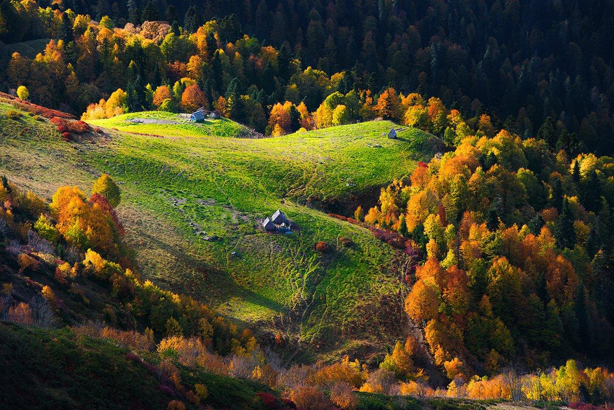 aibga hrebet - Под шелест листьев... Осенняя пора в России