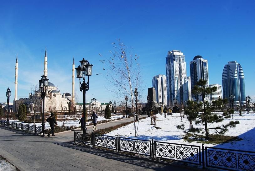e07e495e4b4544a410ceaca0985bccae - Зимняя сказка в Чеченской Республике