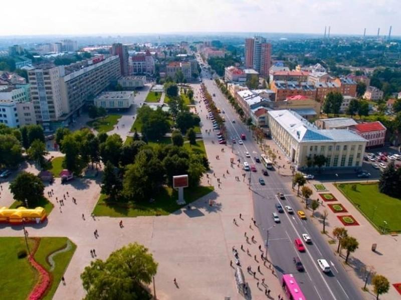 Mogilev - Древнейший город Беларуси - Могилев
