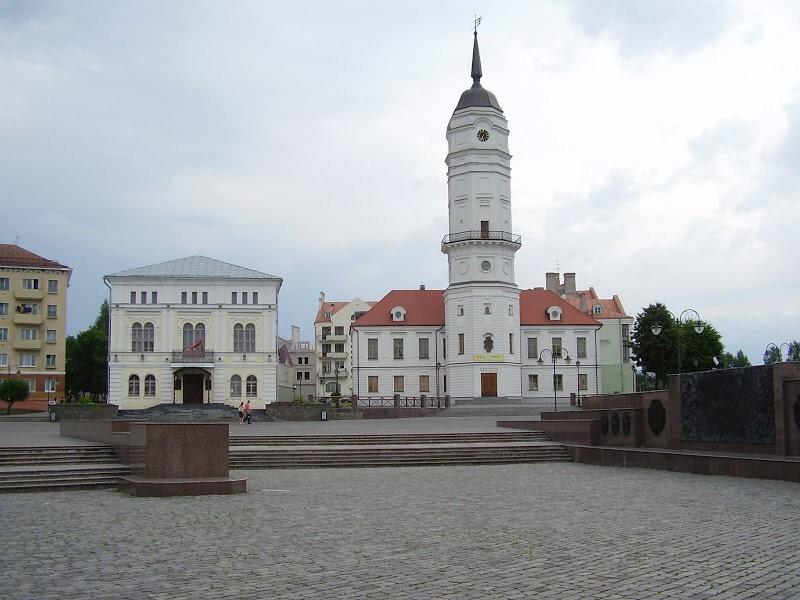 Mogilev1 - Древнейший город Беларуси - Могилев
