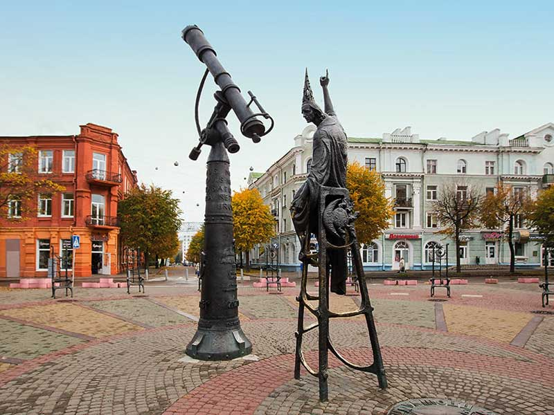 Mogilev2 - Древнейший город Беларуси - Могилев